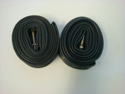 "1 Pair Of High Quality 24"" x 1.3/8"" (37-540) Wheelchair Inner Tubes"