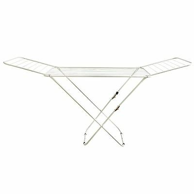 Airer Winged Folding Clothes Laundry Indoor Outodor Space 18M Garden Horse New