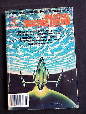 Amazing Stories  - Science Fiction - Us Magazine - Feb 1979 - Charles Sheffield