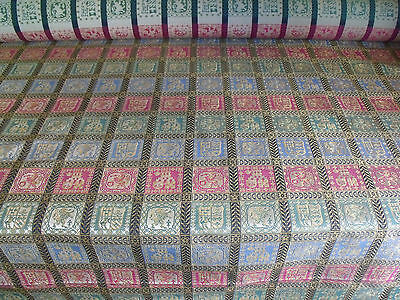 Pageantry Weave Imperial Gothic Medieval Lee Jofa Value $148.00 per yard