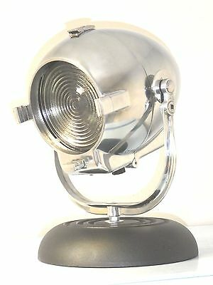 Vintage Strand Theatre Spot Light Film Industrial Desk Lamp Eames Mid Century