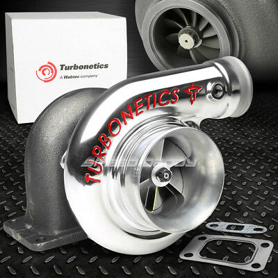 "Turbonetics T4 Hurricane Benita .78 Comp .68 Exh Ar.96 3"" V-Band Turbo Charger"