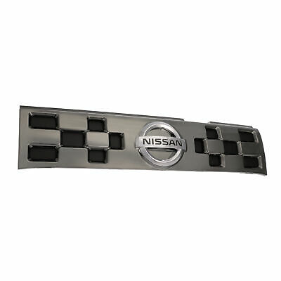 2009-2012 Nissan Cube | Custom Smoked Chrome Front Grille OEM NEW Genuine