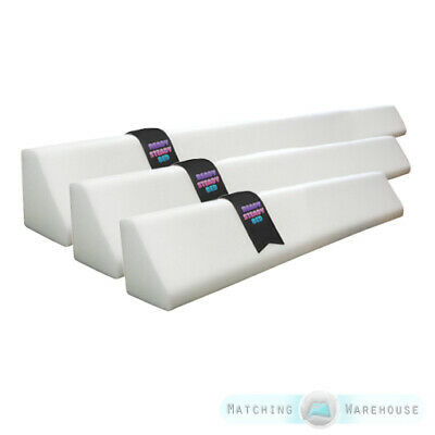 UK Made Foam Cot Bumper Guards Safety Rail Tube Cot Cotbed Junior Travel Sizes