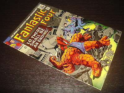 FANTASTIC FOUR #43   Lee / Kirby Silver Age Marvel Comics 1965 FN++