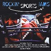 Rockin' Sports Jams by Various Artists (CD, 1998, PSM)