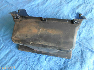 Toyota Landcruiser Glovebox base 75,78 & 79 series Utes & Troop Carriers 2982