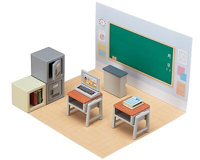 *NEW* CUBE 01 Classroom Set Replica Nendoroid More