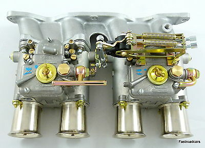 Ford Ohc Pinto Genuine Weber 48 Dco/sp Carb/ Carburettor Kit Ford Escort