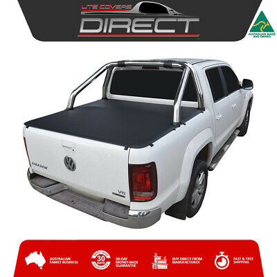 Ute Covers Direct: Volkswagen Amarok Ultimate Dual Cab Clip On Tonneau Cover