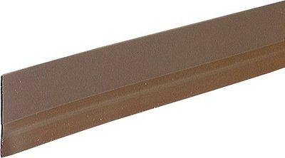 NEW M-D Building Products 05603 36in Self Adhesive Door Sweep Brown *