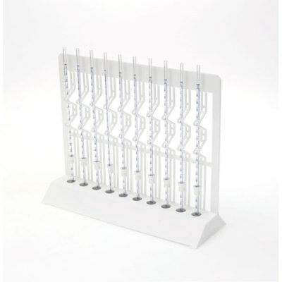 10-Place ESR Rack with Pipette Support Clamps 1 ea