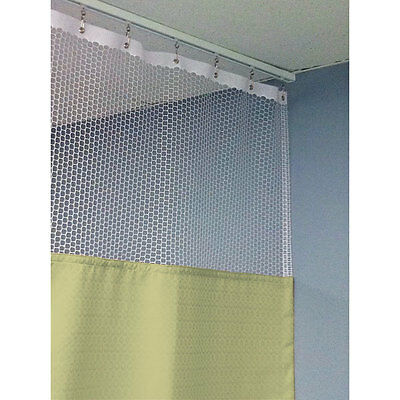 "84""H Patient Privacy Curtains 108""W with 48"" x 48"" L Track 1 ea"