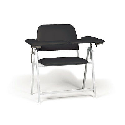 """Tall Height Blood Draw Chair Extra-Wide  45""""W x 29""""D x 43""""H 1 ea"""
