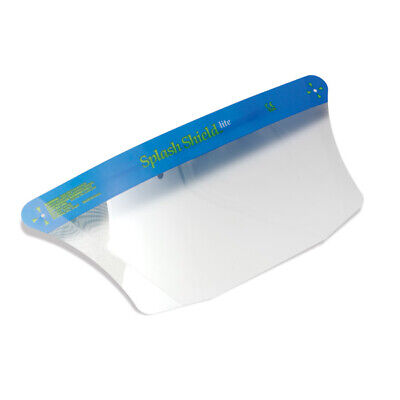 "Splash Shield Lite 7.5"" Replacement Shields 40 pk"