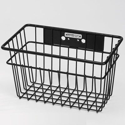 Heavy-Duty Basket Black  1 ea