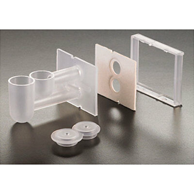 CytoSep Wescor  Cytopro Double Sample Chamber with White Filter Paper and Cap...