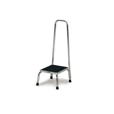"Step Stool with Hand Rail  14.25""W x 11.25""D x 9""H 1 ea"