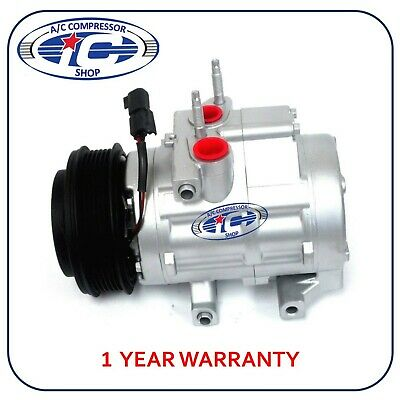 AC Compressor Fits Ford Expedition F-Series Lobo Lincoln Navigator Mark LT 67192