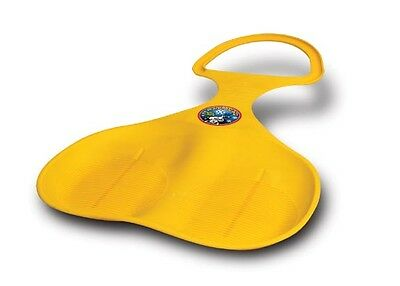 AIRHEAD Plastic Spoon Snow Sled - Winter Sledding Fun for All