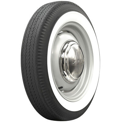 "500/525-16 Firestone 2 1/4"" Whitewall Bias Tire"