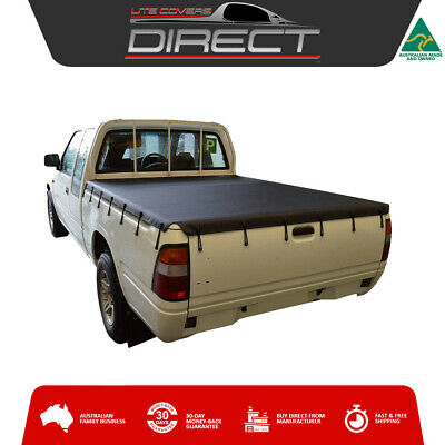 Holden Rodeo TF Space Cab (1997 to 2002) Ute Bunji Tonneau Cover Tarp