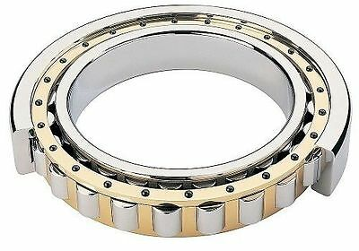NU1005 25x47x12mm NU Single Row Cylindrical Roller Bearing