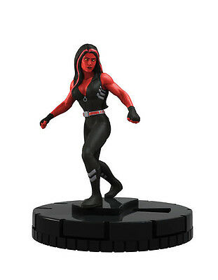 Marvel HeroClix • Fear Itself: #006 Red She-Hulk (Common)