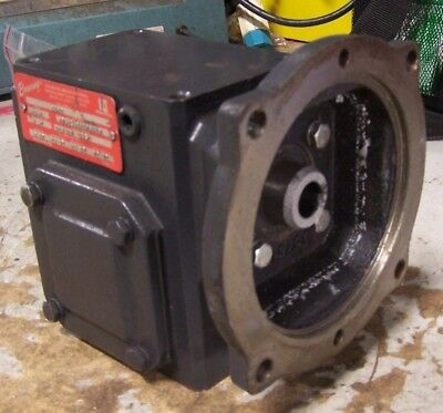 Browning 10:1 Ratio Worm Speed Reducer 1.32 Hp 175Q56R10