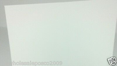 White Frosted Matt Cast Acrylic Sheet From Perspex S2 1T41
