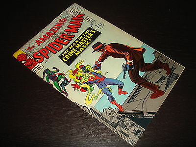 AMAZING SPIDER-MAN #26  Lee / Ditko Silver Age Marvel Comics 1965   FN++ Glossy