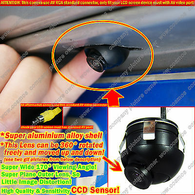 CCD Sensor Car Auto Back up Parking Reverse Backup Rearview Universal Camera ad