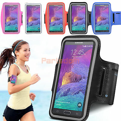 Samsung /S6 Note4/5 iPhone 6 Sports Gym Jogging Running Armband Arm Holder Case