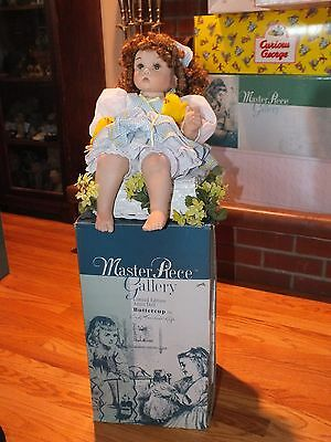 Masterpiece Gallery Doll, Buttercup