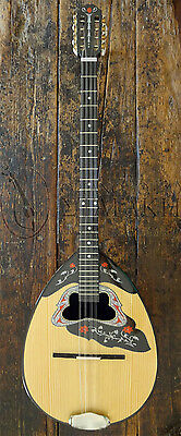 Bouzouki Greek 4 string from Greece b104