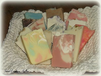 *Guest Soap Sampler* Handmade Cold Process Soap