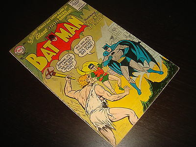BATMAN #102  Early Silver Age DC Comics 1956  VG/VG-