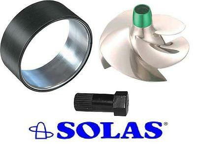 SeaDoo RXP/RXT/GTX Wear Ring Stainless Sleeve SOLAS Impeller Tool SRX-CD-15/21