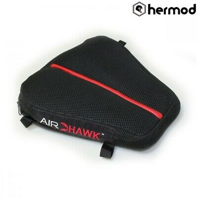 Airhawk Comfort DS Dual Sport Motorcycle Seat Cover - Black
