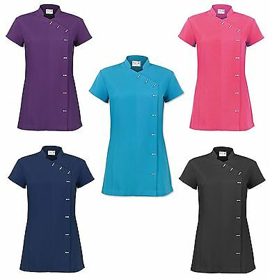 Premium Quality Ladies Beauty Tunic - SPA  Salon  Hairdressing  Nails  Uniform