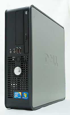 LOT OF 10 - Dell OptiPlex 380 - Core 2 Duo 2.93 GHz, 4GB DDR3, 160 GB HD, Win 7