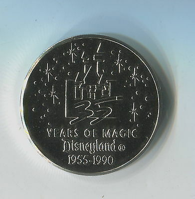 Disneyland 35 years of Magic Collector Coin