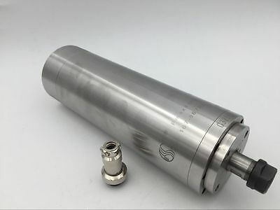 400W Natural cooled ER11 Spindle Motor 40000rpm High Speed CNC Engraving Router