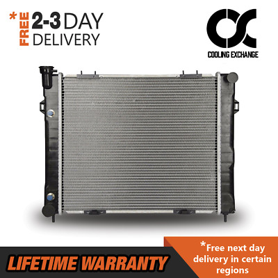 1396 New Radiator For Jeep Grand Cherokee 93-98 4.0 L6 Lifetime Warranty