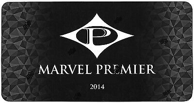 2014 Marvel Premier (Upper Deck) Trading Card Box