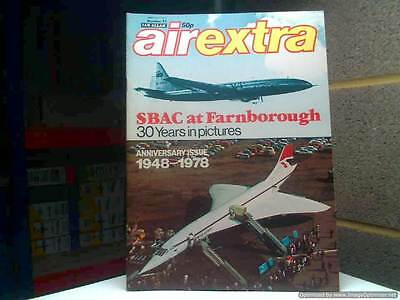 Ian Allan AirExtra Magazine No 21- SBAC at Farnborough 30 Years in Pictures 1948