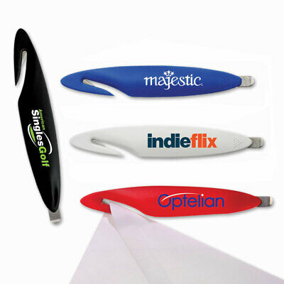 OFFICE PAL LETTER OPENERS - 200 quantity - Custom Printed with Your Logo