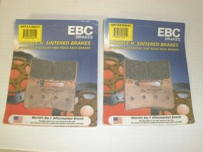 EBC GPFAX Sintered Road Race Front Brake Pads (2 Sets) 2005-2015 Honda CBR600RR