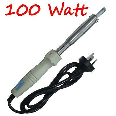 100W Soldering Iron Stained Glass Leadlight  7+10mm tip