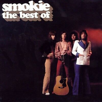 CD . SMOKIE - Best of (NEU! Chris Norman Suzy Quatro Stumblin' in Alice mkmbh
